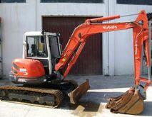 2004 Kubota KX161-3 Track excav