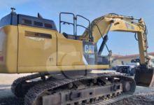 Used Caterpillar 349E Excavator for sale   Machinio