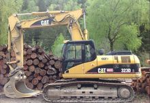 2007 Caterpillar 323DS