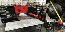 USED AMADA COMA 506072 CNC Turr