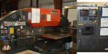 Used Amada Pega 345 King 33 Ton