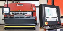 Refurbished Amada RG-80 Press B
