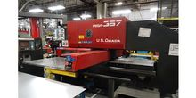 Used Amada Pega 357 for sale