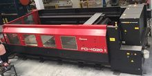 Used Amada FO 4020 Laser Cutter