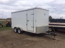 2013 Carry-On Trailer 7X16CGR