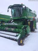 2012 John Deere S690