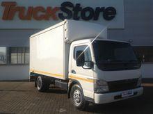 2013 FUSO Canter FE6-109TD Van