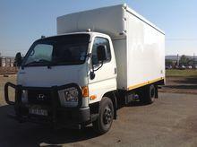 2012 Hyundai HD72 Van Body