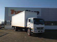 2013 FUSO FM 16-270 with van bo