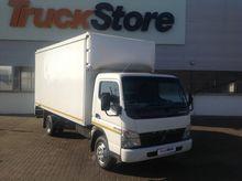 2013 FUSO Canter FE7-136TD Van