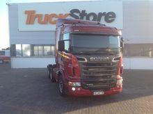 2012 Scania R470 LA 6x4 MSZ