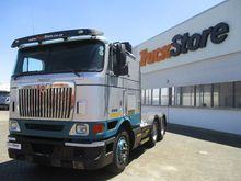 2009 International 9800i SBA 6x
