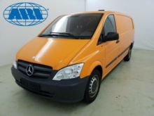 e3b8abe1ad Gebraucht 2012 Mercedes-Benz Vito 113 CDI extralang Klima Tempomat in  Eschborn