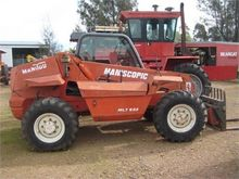 Used MANITOU MLT632T