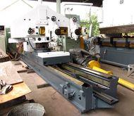 WMW 4000 x 1100mm Hydraulic Sli