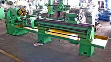 "Stanley 98"" Gap Bed Lathe"