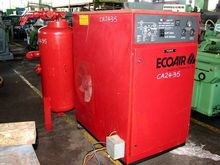 Ecoair 200 CFM Rotary Screw Air
