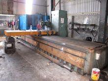 Mecof CS10 Bed Milling Machine