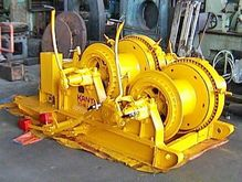 Kanto 3200 kg Electric Winch 30