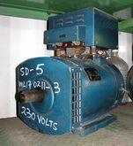 China 5 kW x 1500 rpm Generatin
