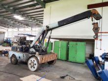 Kubota 4.5 Ton Crane Truck-Mobi