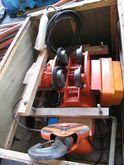 China Electric Hoist CD 3 ton x