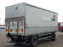 Used 2002 DAPA P 20
