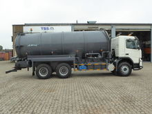 Used Volvo FMX 370 6