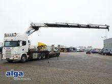 2002 Scania 164G580B 6x4