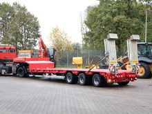 Used 2003 Scheuerle