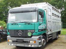 1999 Mercedes-Benz 1835 4x2 Act