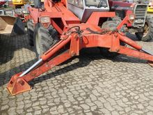 Used Manitou MT 1530