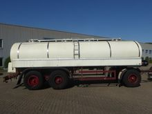 Used 1973 SONST Tank
