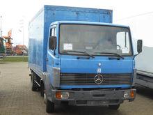 Used 1985 Mercedes-B