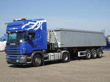 Used 2004 Scania R16