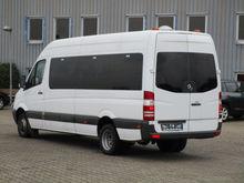 2011 Mercedes-Benz 513 CDI Spri