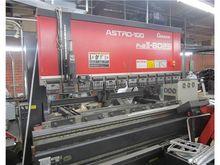 110 Ton Amada Astro-100M CNC Pr