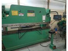 100 Ton Accurpress 710010 CNC P