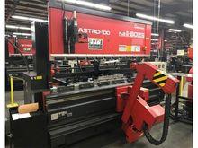 88 Ton Amada Astro-100 Robotic