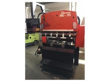 38 Ton Amada RG-35 CNC Press Br