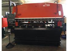 110 Ton Amada RG-100 CNC Press