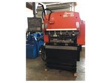38 Ton Amada RG-35 CNC Press Br