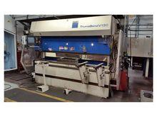 143 Ton Trumpf V-130 CNC Press
