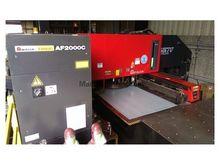 33 Ton Amada Apelio CNC Punch/L