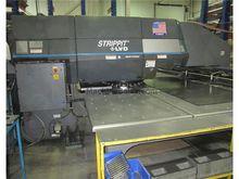 22 Ton Strippit 1250-H/20 CNC 2