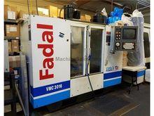 Fadal 3016HT CNC Vertical Machi
