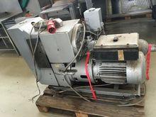 Vacuum pump Huckepack