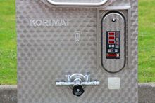 Autoclave Korimat KA 160 2.5 ba