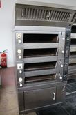 Deck oven W & P Picador