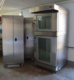 2011 B4E2 Loading oven Wiesheu